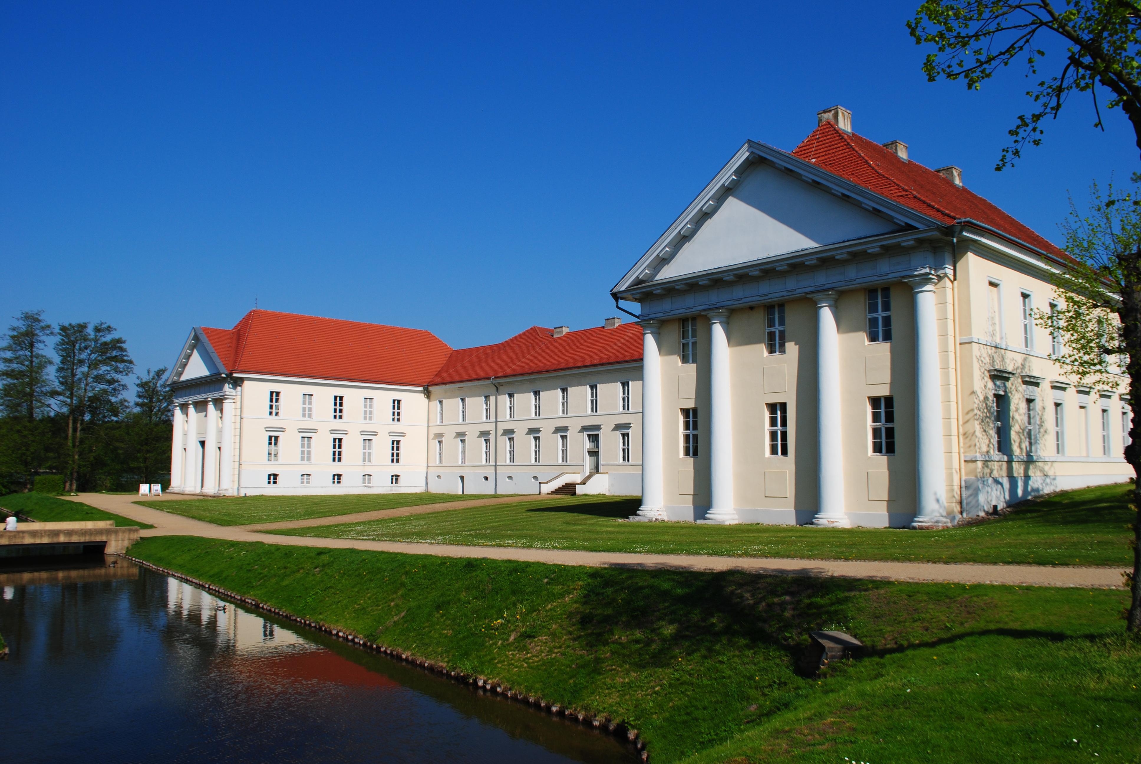 Kavalierhaus Schloss Rheinsberg