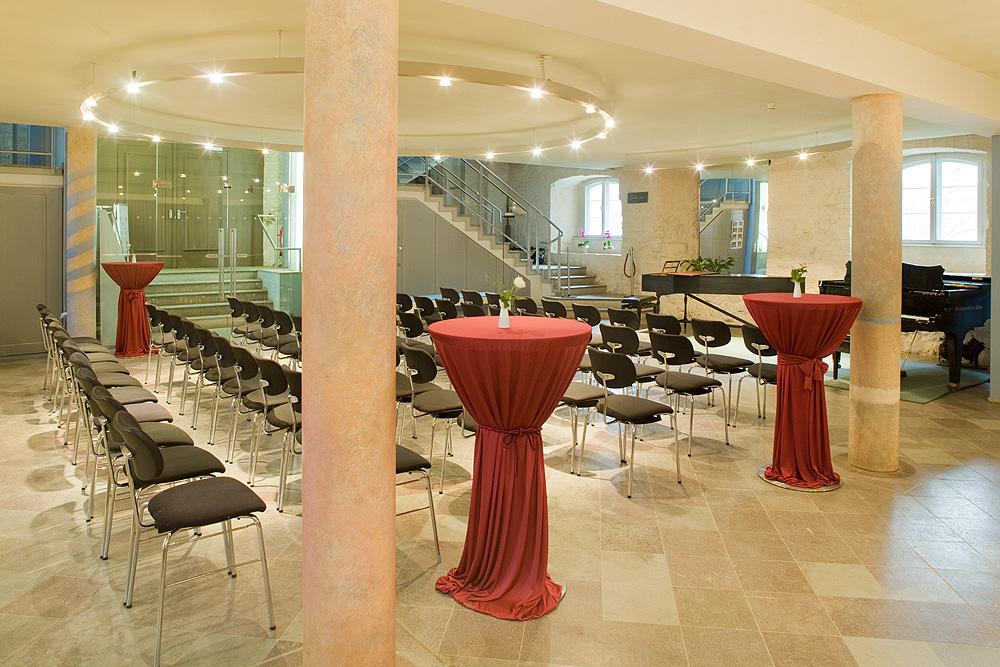 Foyer des Schlosstheaters