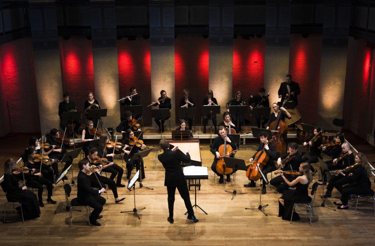 Konzert im Schlosstheater Rheinsberg
