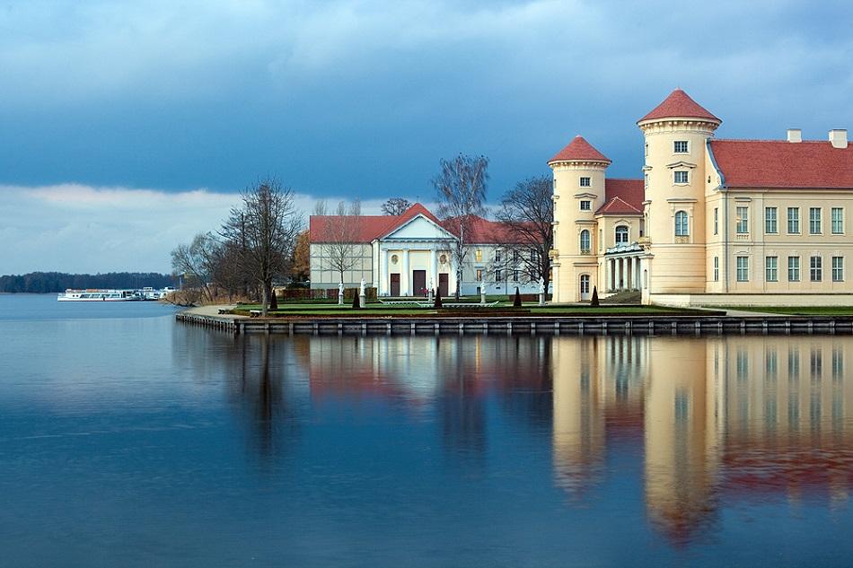 Schloss und Schlosstheater Rheinsberg