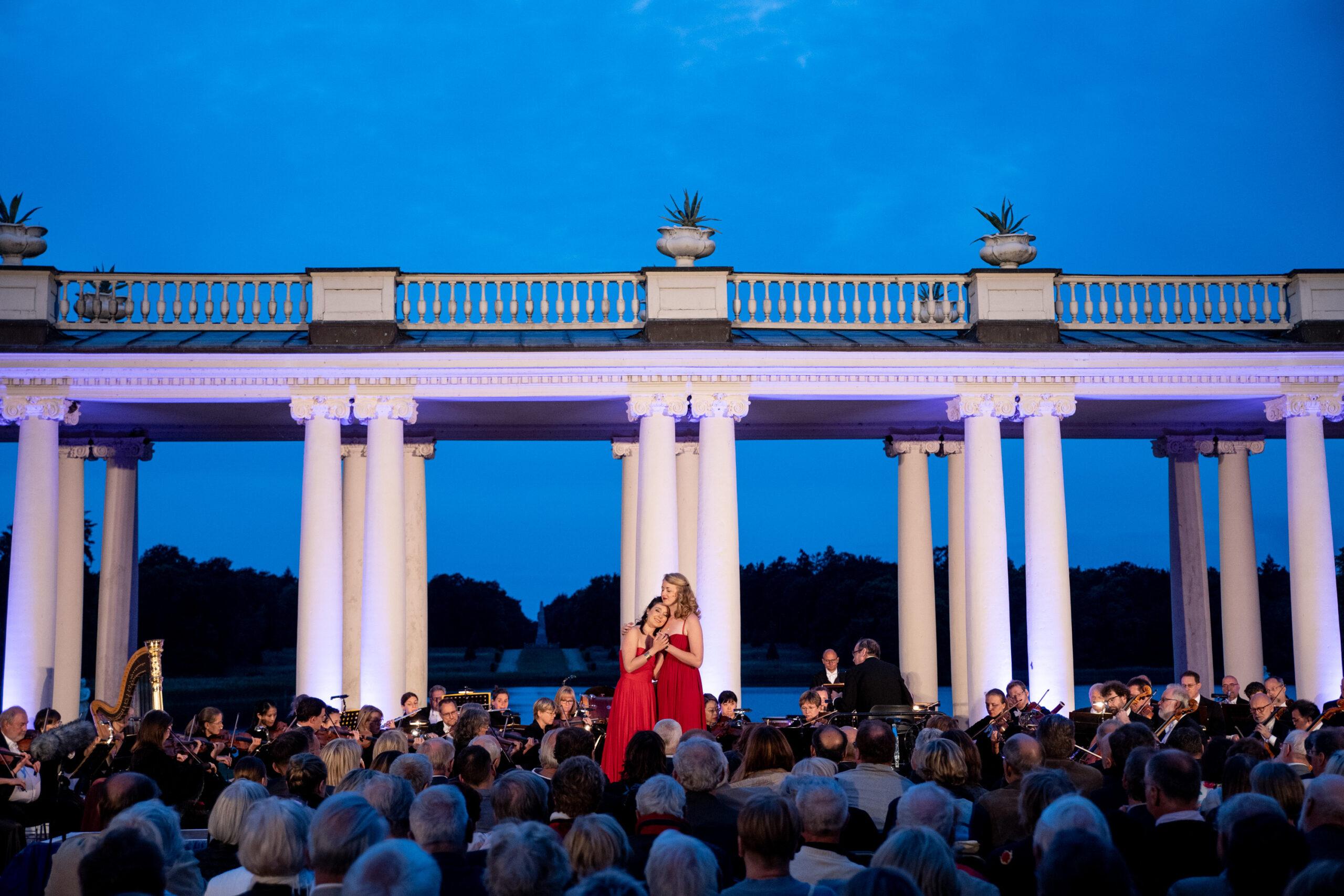 Operngala im Schlosshof 2019